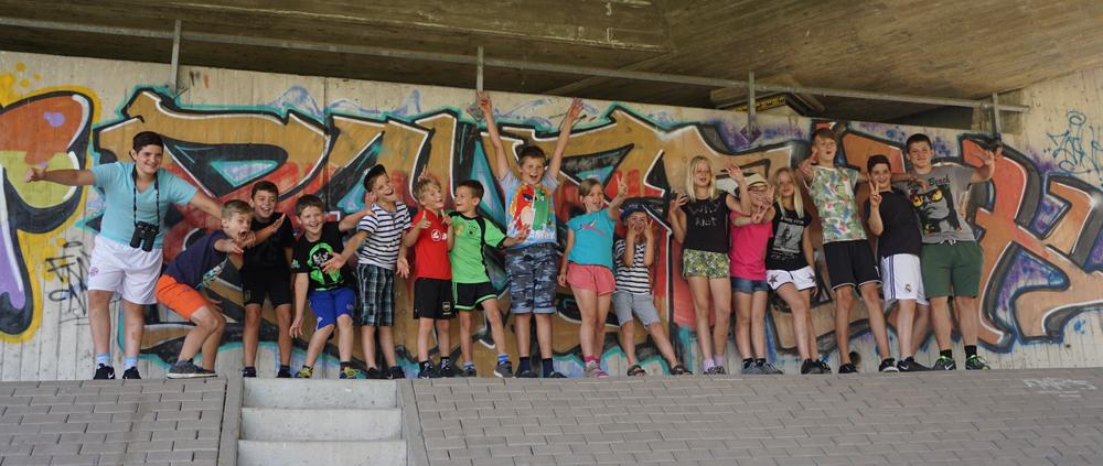 Zeltlager der Jugend 2016